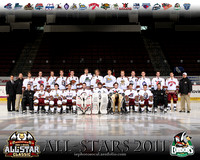 1-26-11 ECHL All-Star team photos