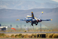 Los Angels County Airshow Practice Day 3-20-14